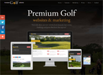 Premium Golf Websites